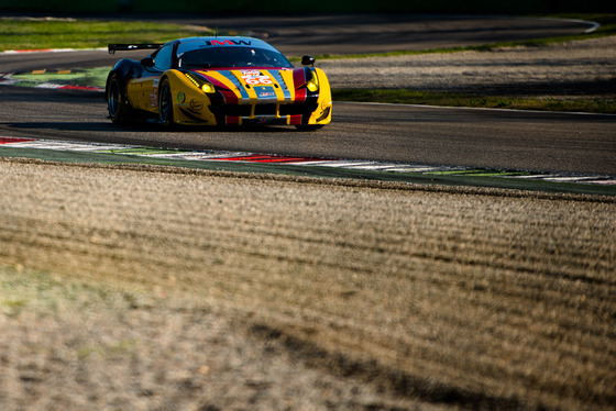 Lou Johnson, ELMS Prologue, Italy, 28/03/2017 08:50:49 Thumbnail