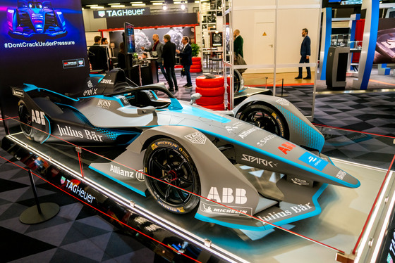 Dan Bathie, Geneva International Motor Show, Switzerland, 06/03/2019 09:55:37 Thumbnail