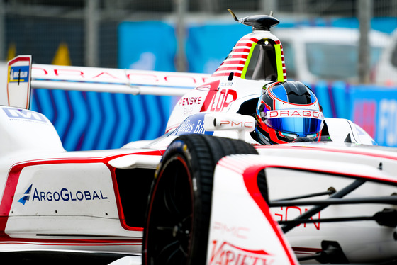 Lou Johnson, Marrakesh ePrix, Morocco, 13/01/2018 13:05:12 Thumbnail