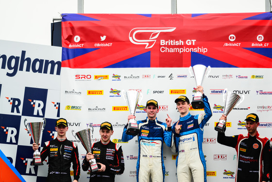 Jamie Sheldrick, British GT Round 3, UK, 30/04/2017 15:19:59 Thumbnail