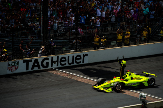 Peter Minnig, Indianapolis 500, United States, 26/05/2019 16:00:01 Thumbnail
