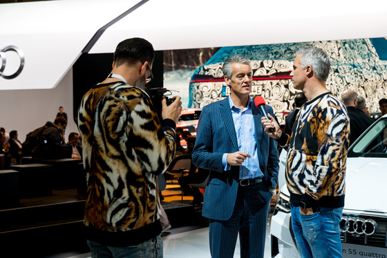 Dan Bathie, Geneva International Motor Show, Switzerland, 06/03/2019 11:25:26 Thumbnail