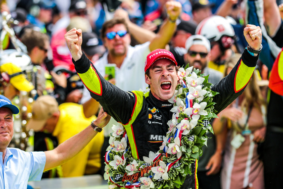 Andy Clary, Indianapolis 500, United States, 26/05/2019 16:07:16 Thumbnail