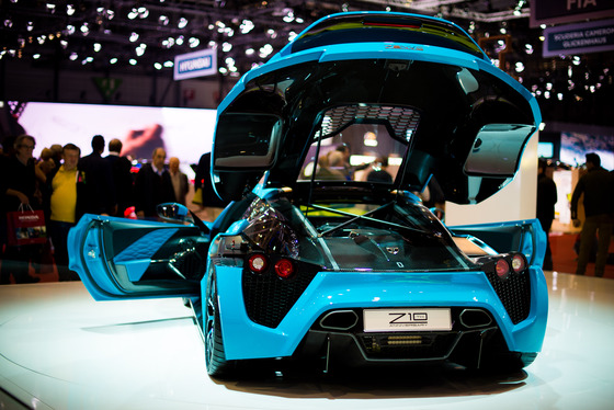 Marta Rovatti Studihrad, Geneva International Motor Show, Switzerland, 16/03/2017 13:25:35 Thumbnail