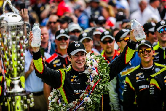 Andy Clary, Indianapolis 500, United States, 26/05/2019 16:15:21 Thumbnail