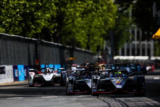 Shivraj Gohil, Paris ePrix, France, 27/04/2019 16:04:02 Thumbnail