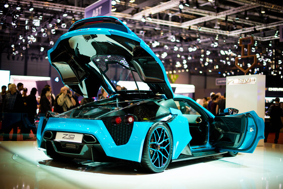 Marta Rovatti Studihrad, Geneva International Motor Show, Switzerland, 16/03/2017 13:27:02 Thumbnail