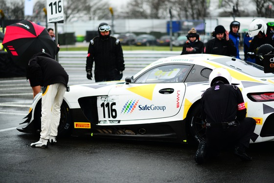 Jamie Sheldrick, British GT Rounds 1-2, UK, 02/04/2018 11:47:29 Thumbnail