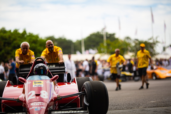 Shivraj Gohil, Goodwood Festival of Speed, UK, 05/07/2019 15:47:38 Thumbnail