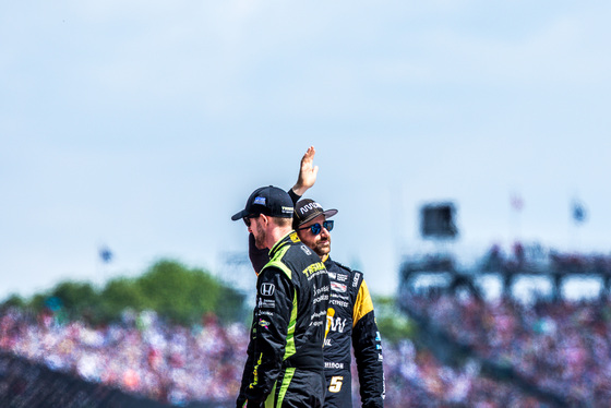 Andy Clary, Indianapolis 500, United States, 28/05/2017 11:28:02 Thumbnail