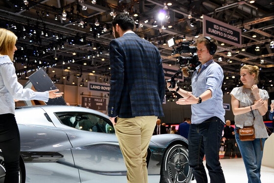 Marta Rovatti Studihrad, Geneva International Motor Show, Switzerland, 07/03/2018 15:03:08 Thumbnail