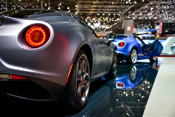 Marta Rovatti Studihrad, Geneva International Motor Show, Switzerland, 07/03/2018 17:21:36 Thumbnail