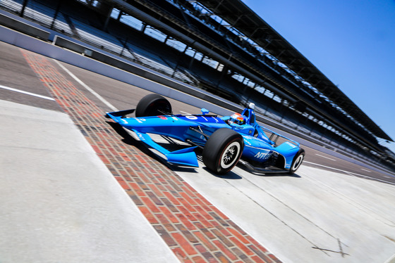IndyCar: IMS Open Test 2018 Album Cover Photo