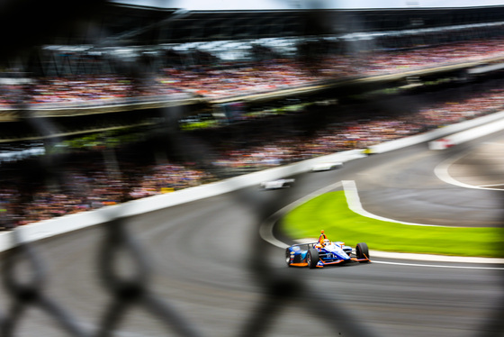 Andy Clary, Indianapolis 500, United States, 26/05/2019 13:21:04 Thumbnail