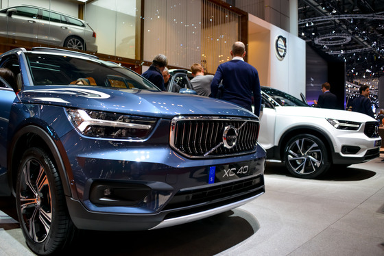 Marta Rovatti Studihrad, Geneva International Motor Show, Switzerland, 07/03/2018 15:13:31 Thumbnail