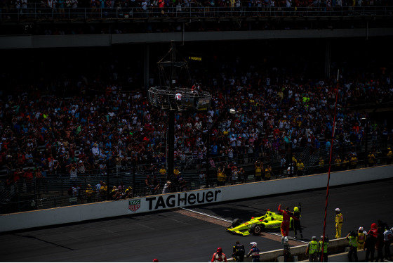 Peter Minnig, Indianapolis 500, United States, 26/05/2019 16:00:40 Thumbnail