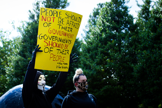 Kenneth Midgett, Black Lives Matter Protest, United States, 05/06/2020 15:27:03 Thumbnail