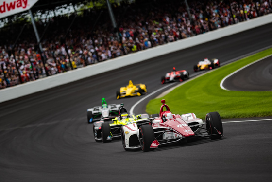 Andy Clary, Indianapolis 500, United States, 26/05/2019 12:48:42 Thumbnail