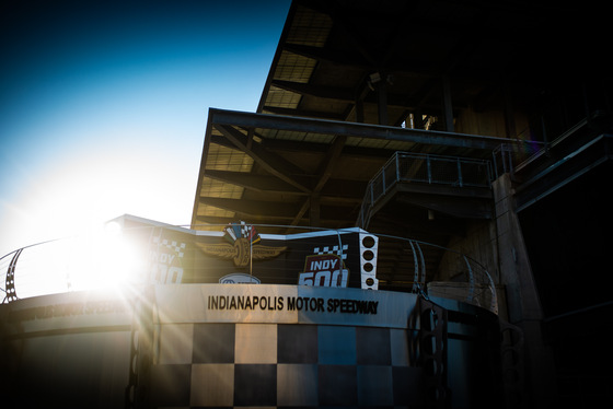 IndyCar: Indy 500 2020 Postcards Album Cover Photo