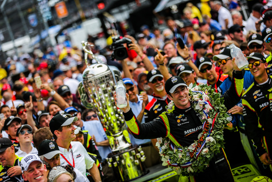Andy Clary, Indianapolis 500, United States, 26/05/2019 16:15:07 Thumbnail