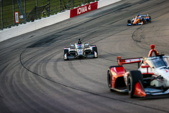 Andy Clary, Iowa INDYCAR 250, United States, 18/07/2020 20:16:51 Thumbnail