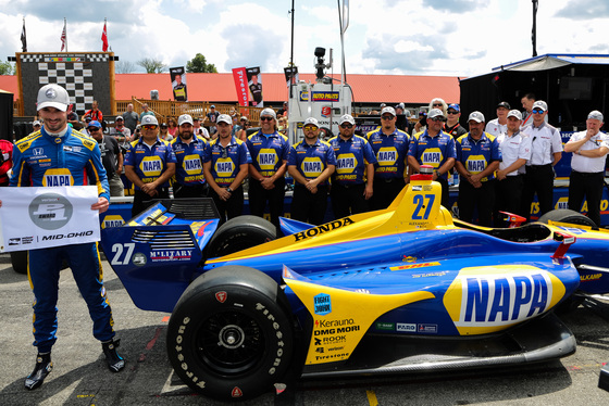 Andy Clary, Honda Indy 200, United States, 28/07/2018 14:47:06 Thumbnail