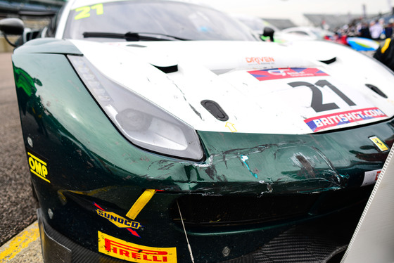 Jamie Sheldrick, British GT Round 3, UK, 30/04/2017 15:15:17 Thumbnail