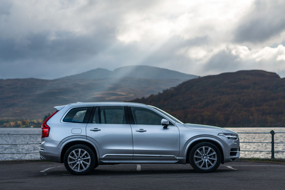 Jamie Sheldrick, XC90 road trip, UK, 23/10/2016 10:44:36 Thumbnail