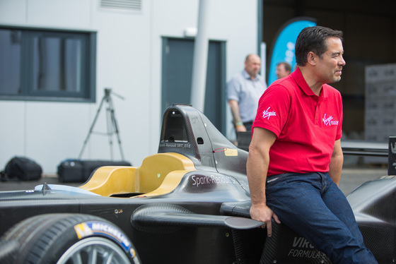 Shivraj Gohil, Formula E Launch Day, UK, 15/05/2014 14:37:04 Thumbnail
