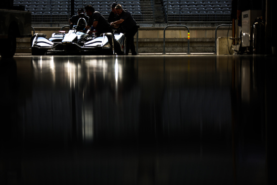 IndyCar: open test 2019 Album Cover Photo
