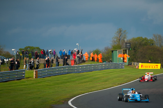 Lou Johnson, Formula 3 Oulton Park, UK, 17/04/2017 17:57:52 Thumbnail