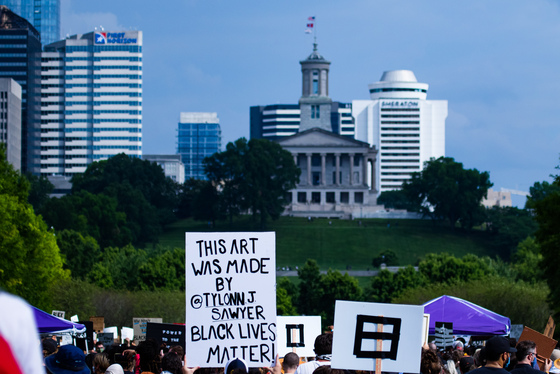 Kenneth Midgett, Black Lives Matter Protest, United States, 05/06/2020 15:21:36 Thumbnail