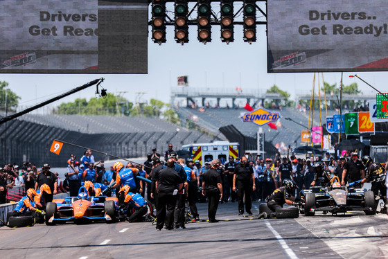 Andy Clary, Indianapolis 500, United States, 25/05/2018 14:47:45 Thumbnail