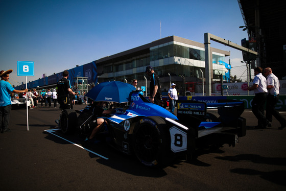 Shivraj Gohil, Mexico City ePrix, Mexico, 03/03/2018 15:34:50 Thumbnail