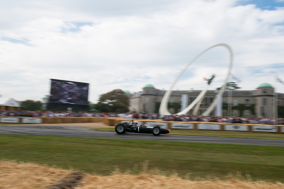 Lou Johnson, Goodwood Festival of Speed, UK, 05/07/2019 17:12:28 Thumbnail