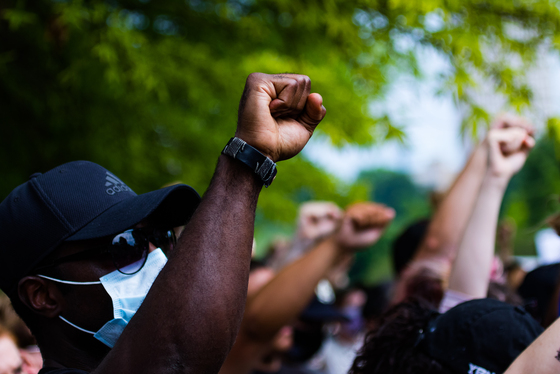 Kenneth Midgett, Black Lives Matter Protest, United States, 05/06/2020 15:19:18 Thumbnail