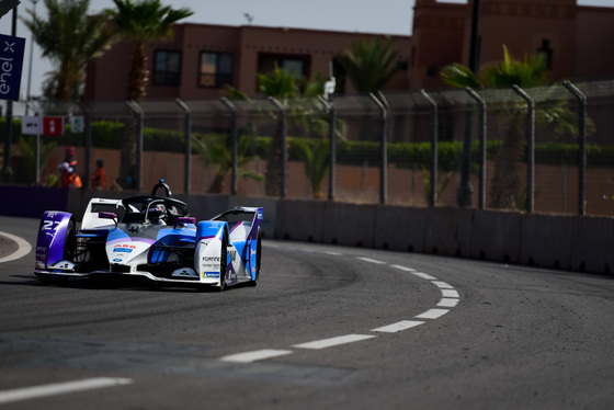 Lou Johnson, Marrakesh E-Prix, Morocco, 01/03/2020 12:01:02 Thumbnail