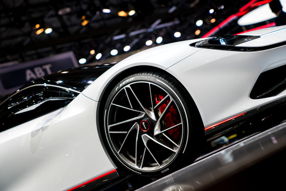 Dan Bathie, Geneva International Motor Show, Switzerland, 06/03/2019 11:34:12 Thumbnail