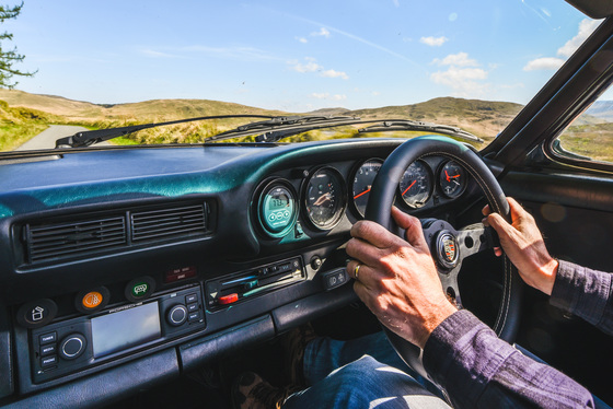 Dan Bathie, Electric Porsche 911 photoshoot, UK, 03/05/2017 11:14:59 Thumbnail