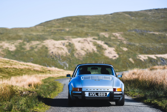 Dan Bathie, Electric Porsche 911 photoshoot, UK, 03/05/2017 09:13:55 Thumbnail