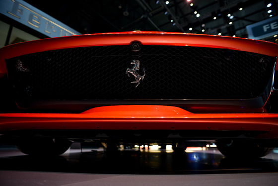 Marta Rovatti Studihrad, Geneva International Motor Show, Switzerland, 07/03/2018 17:00:58 Thumbnail