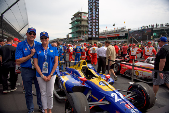 Peter Minnig, Indianapolis 500, United States, 26/05/2019 10:55:45 Thumbnail
