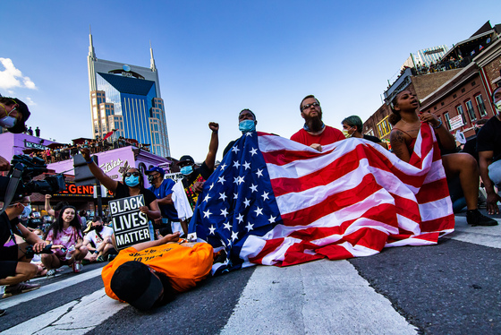 Kenneth Midgett, Black Lives Matter Peaceful Protest, United States, 14/06/2020 16:55:26 Thumbnail