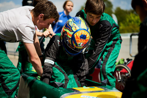 James Lynch, Greenpower Season Opener, UK, 12/05/2019 13:01:17 Thumbnail