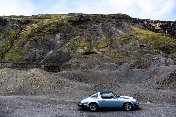 Dan Bathie, Electric Porsche 911 photoshoot, UK, 03/05/2017 12:49:29 Thumbnail