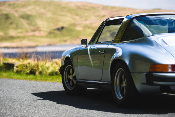 Dan Bathie, Electric Porsche 911 photoshoot, UK, 03/05/2017 11:37:06 Thumbnail