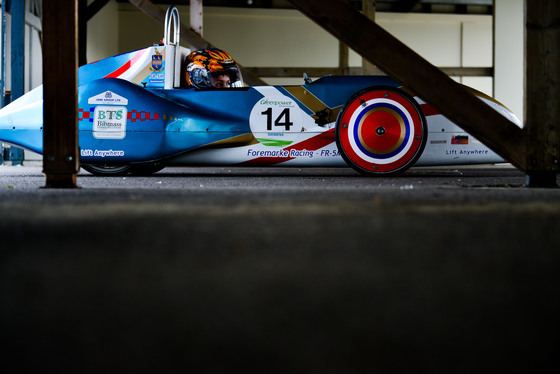 Greenpower: Goodwood test 2017 Album Cover Photo