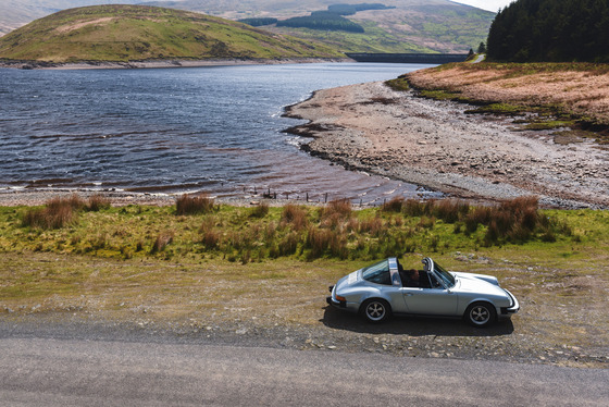 Dan Bathie, Electric Porsche 911 photoshoot, UK, 03/05/2017 11:56:54 Thumbnail