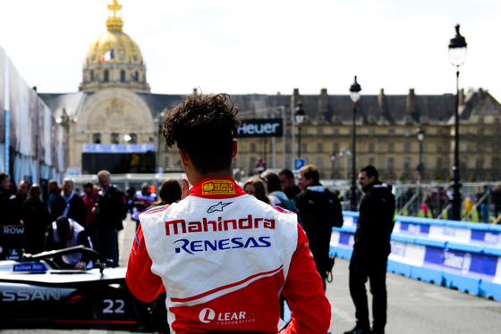 Lou Johnson, Paris ePrix, France, 27/04/2019 12:54:44 Thumbnail