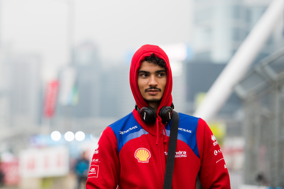 Lou Johnson, Hong Kong ePrix, Hong Kong, 09/03/2019 09:35:30 Thumbnail